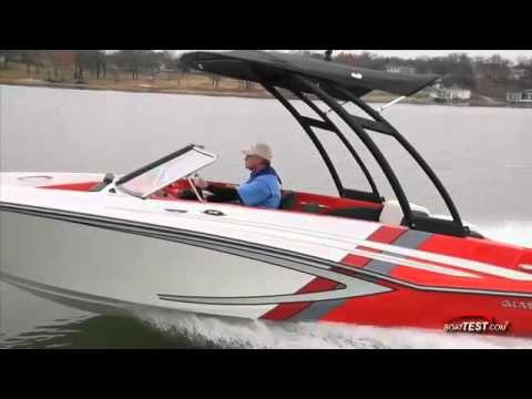 2015 Glastron GTS 187 Review - BoatTest com