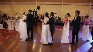 Wedding Dance ~  loved you First / Adare Hithenawa Dakkama ~ Ramesha & Seesara