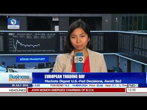 Business Incorporated: Nikkei Falls As Bank Of Japan Holds Meetings Pt 1