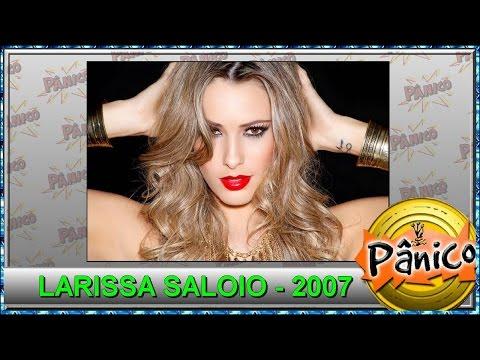 Panico Larissa Saloio