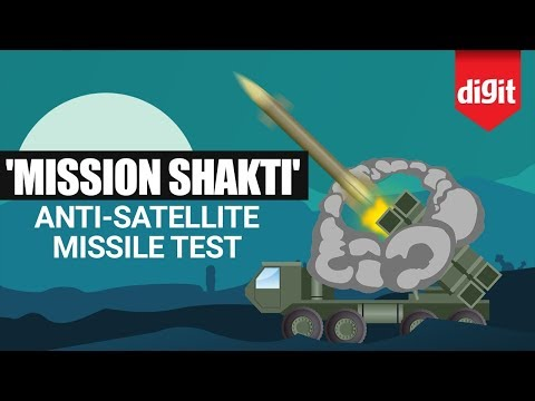 'Mission Shakti' Anti-Satellite Missile Test | Digit.in