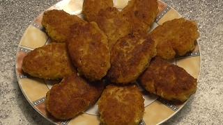 Как приготовить РЫБНЫЕ КОТЛЕТЫ  Простой и быстрый рецепт котлет из рыбы.