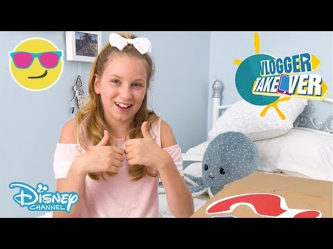 Vlogger Takeover | Coco's Quiz pt. 2 | Disney Channel UK