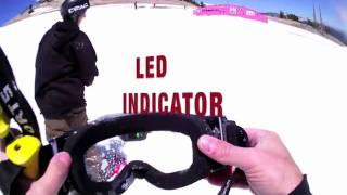 HD Video Camera Ski Goggles