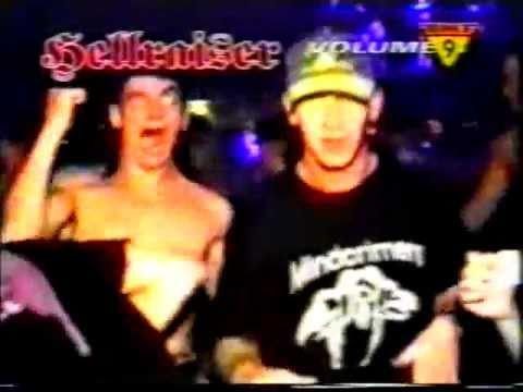 VA - Hellraiser - Ultimate Hardcore Dance Album - Volume II - TV commercial