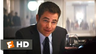 Jack Ryan: Shadow Recruit (2014) - Inebriated Infiltration Scene (4/10) | Movieclips
