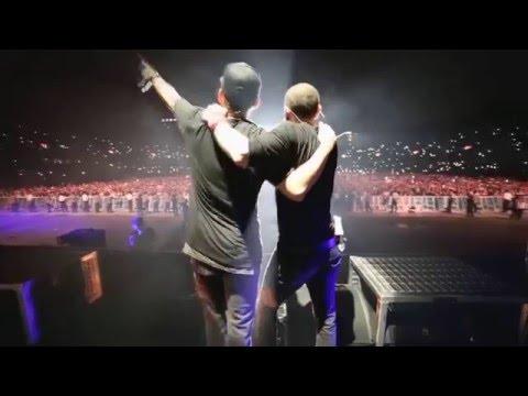 Клип Linkin Park - Drawbar (feat. Tom Morello)