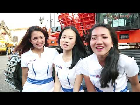 ByVlog - Ke Mining Expo 2017 (Pameran Heavy Equipment Indonesia By Kobexindo)