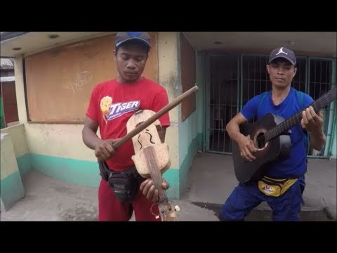 Bud Brown in Dumaguete - Christmas musicians