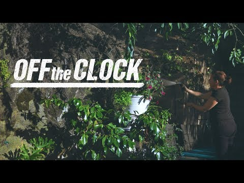 Off the Clock: Dominica Rice
