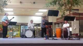 MUSIC in the MALL Project: Ritchie Lopez and his Caliente Latin Jazztet- Saturday, August 31, 2013