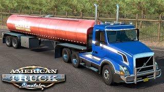Powrót do stanu Waszyngton - American Truck Simulator   (#52)