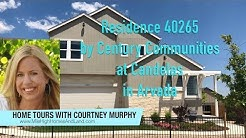 New Homes in Arvada Colorado - Residence 40265 by Century Communities at Candelas