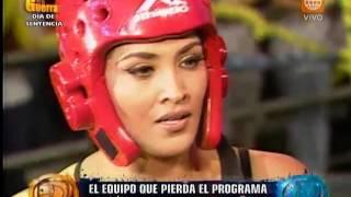Esto es Guerra - Ivana Yturbe vence a Michelle Soifer y ella reacciona así - 22/10/2015