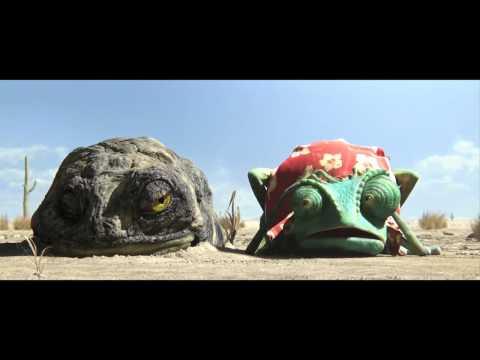 Trailer do filme Rango