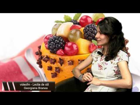 #videofm - LECȚIA DE STIL – Sănătate în mâncare