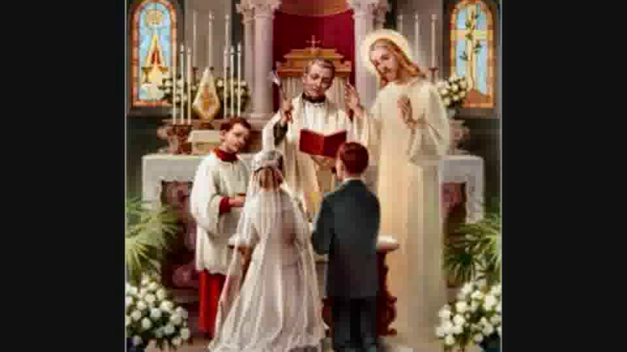 Sacramento Do Matrimonio Catolico : Sacramento do matrimônio youtube