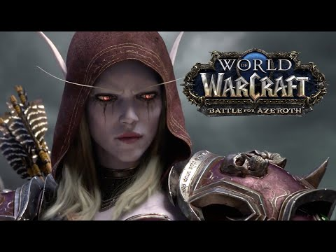 World Of Warcraft - Battle For Azeroth Cinematic Trailer