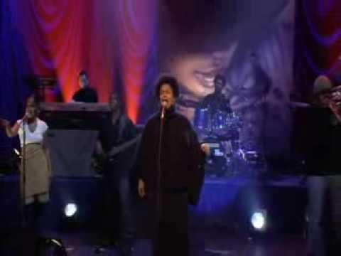 Jill Scott - Gettin' in the Way (Live)