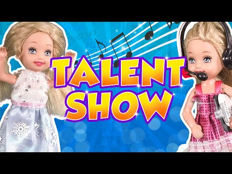 Barbie - Preschool Talent Show | Ep.123