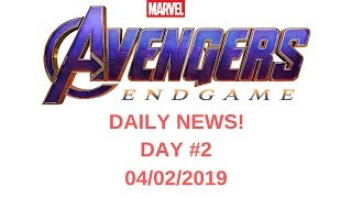 AVENGERS ENDGAME LEGO LEAK: DAILY NEWS #2