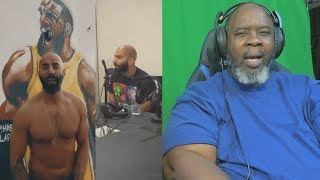 Dad Reacts to Drama & FouseyTube - 4 Ghosts ft Dj Khaled