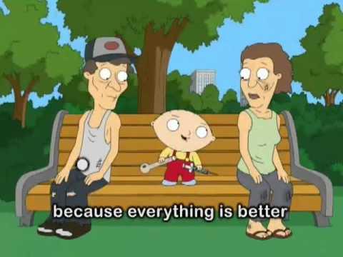 Bag Of Weed - Family Guy - Karaoke