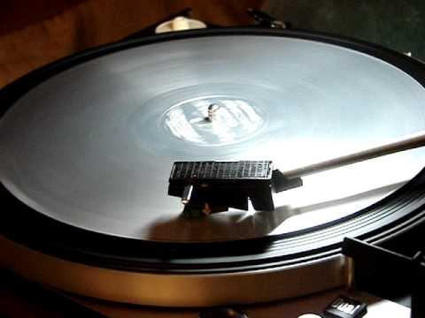 Aluminum Record Fairchild 1934 Professional 78 RPM Record Marching Band Music