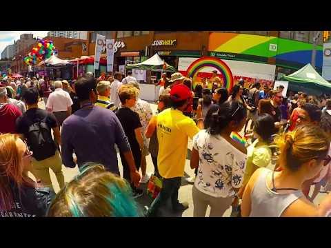TORONTO PRIDE 2017 -  Pride Parade