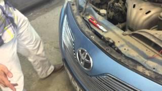 Подключение и установка ДХО (DRL) через реле на Toyota Camry