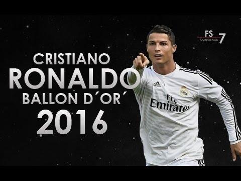 Cristiano Ronaldo - Ballon d'Or | Emotional | 2016 HD