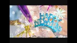 Srečno, zdravo, ljubeznivo in veselo v letu 2015