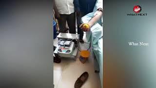 బ్లడ్ డొనేట్ చేస్తున్న - కోటగిరి శ్రీధర్ ! By || What Next || Politics.