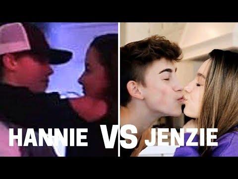Hayden & Annie VS Johnny & Kenzie