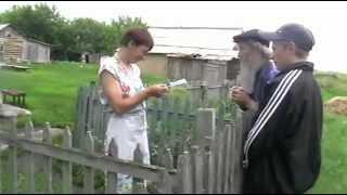 Гилёвка, Алтай. - 21.08.2010. Игнатий Лапкин