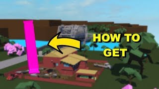 How To Get (RARE) Pink Candy Bar In Lumber Tycoon 2 | Roblox