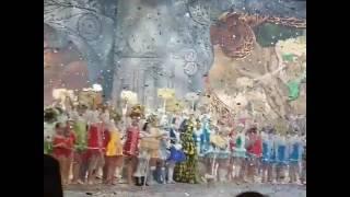 Фестиваль Алины Кабаевой