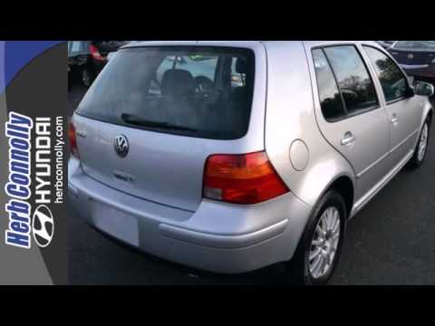 2004 Volkswagen Golf Framingham Boston, MA #H12507A - SOLD