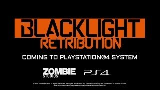 PS4 - Blacklight: Retribution Gameplay Trailer