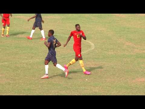 Ghana Black Stars B 1 - 3 Divise Soccer Academy - Friendly