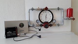 ИБП для насоса системы отопления