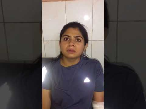 GREATER NOIDA GIRLS GAVE TOUGH FIGHT WITH CRIMINALS