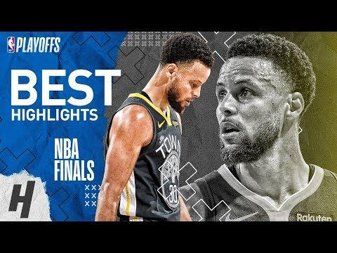 Stephen Curry Full Series Highlights Warriors vs Raptors | 2019 NBA Finals
