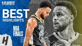 Stephen Curry Full Series Highlights Warriors vs Raptors | 2019 NBA Finals