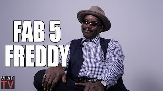 Fab 5 Freddy on Getting NYC Cannabis Legend \