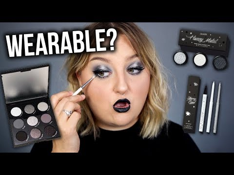 TESTING THE NEW COLOURPOP SMOKE SHOW COLLECTION