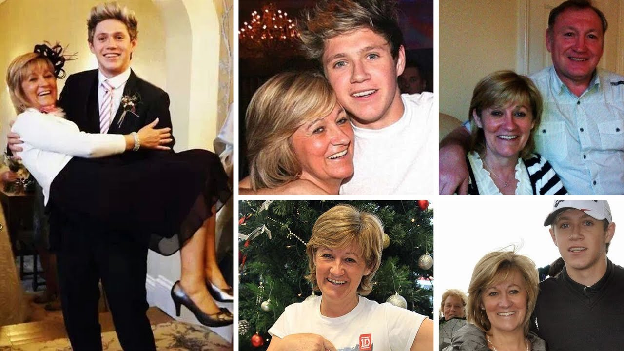 Niall Horan Mother Maura Gallagher 2018 - Lifestyle - YouTube