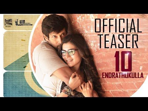 10 Endrathukulla - Official Teaser   Vikram, Samantha   D. Imman   Vijay Milton