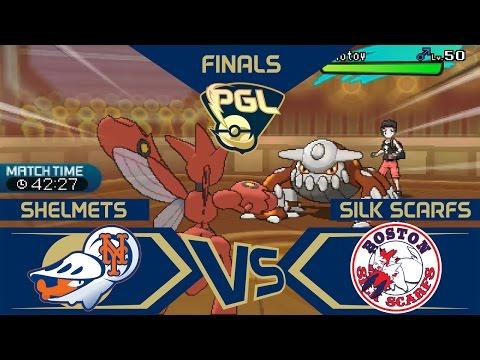 """Pokemon Sun/Moon PGL S5 WiFi Battle: vs Boston Silk Scarfs """"Finals: The Sequel"""""""
