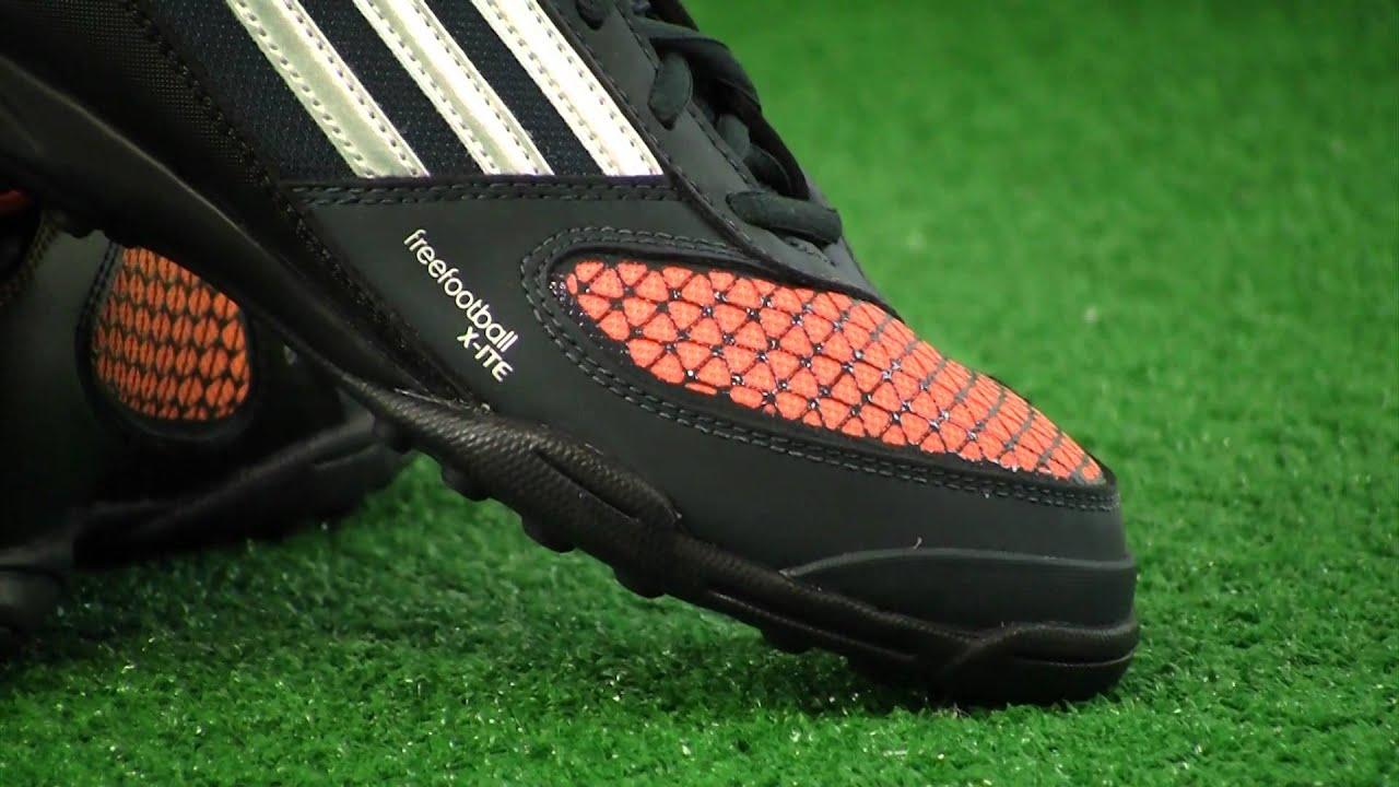 Adidas Freefootball X Ite Turf Soccer Shoes Review